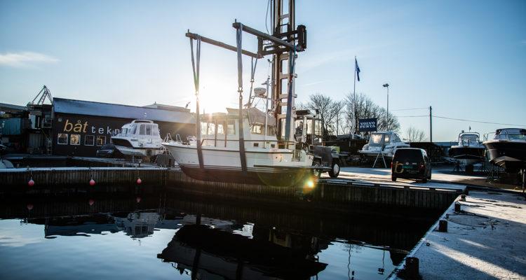 Båtteknikk 2021